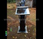 Ukuran Mimbar Masjid Sederhana Produk Terbaru Produk Terlaris MM PM 1311